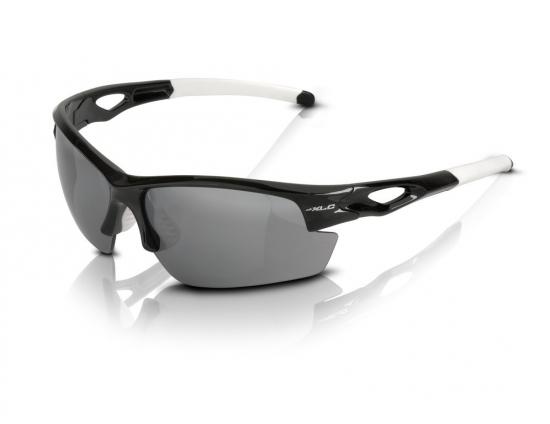 XLC Sonnenbrille Saint-Denise SG-C14 Rahmen grau Gläser grün verspiegelt Mq9cqNwC